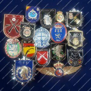 Distintivos Policia Nacional
