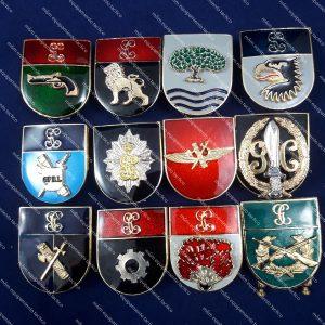 Distintivos Guardia Civil