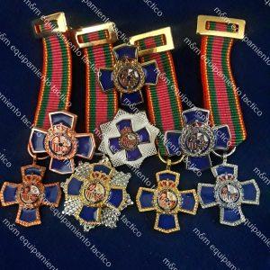Medalla Mini Policia Nacional